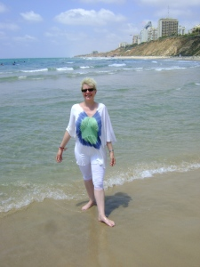 Me on the Beach 2