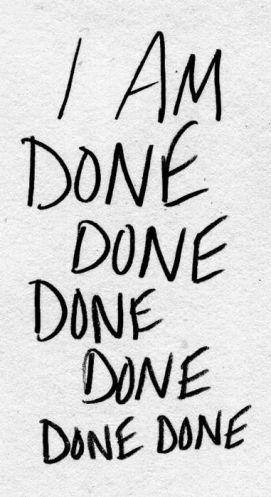 im-done